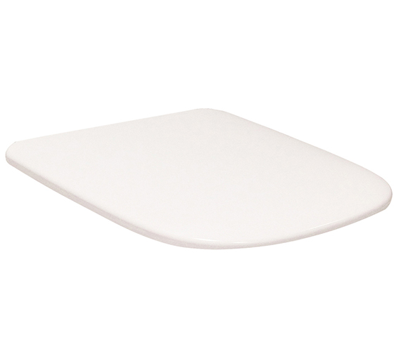 Alternate image of IMEX Grace Back To Wall WC Bowl 540mm With Seat