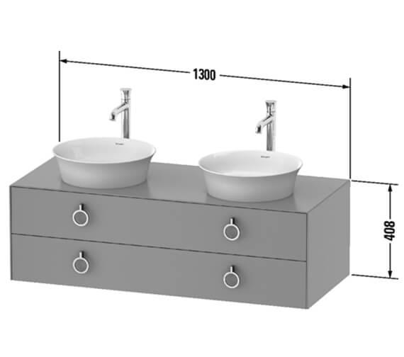 Technical drawing QS-V107345 / WT4993B3636