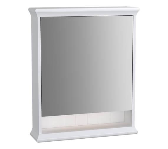 VitrA Valarte 630 x 760mm Wall Hung LED Mirror Cabinet