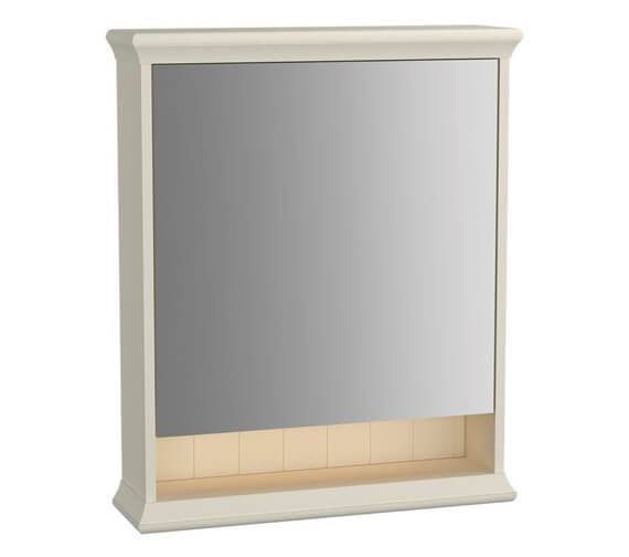 Additional image of VitrA Valarte 630 x 760mm Wall Hung LED Mirror Cabinet
