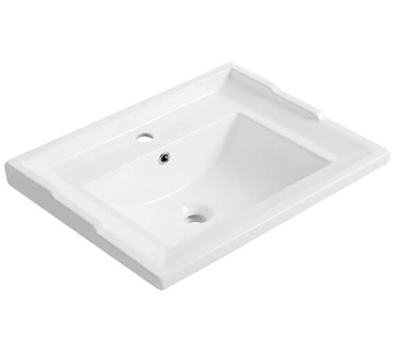RAK Ceramics Washington Drop In Wash Basin