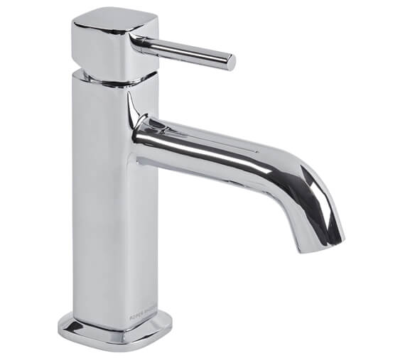 Additional image of Roper Rhodes Node Single Lever Basin Mixer Tap With Click Waste