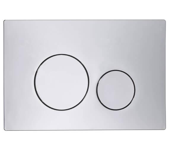 Alternate image of Roper Rhodes Rondo Dual Flush Push Plate