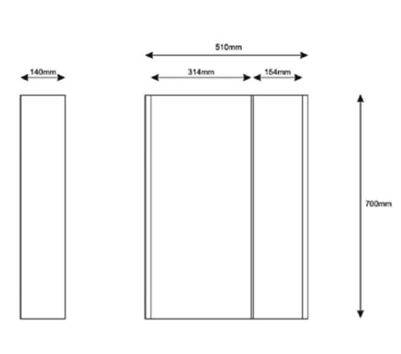 Technical drawing QS-V106857 / 63429