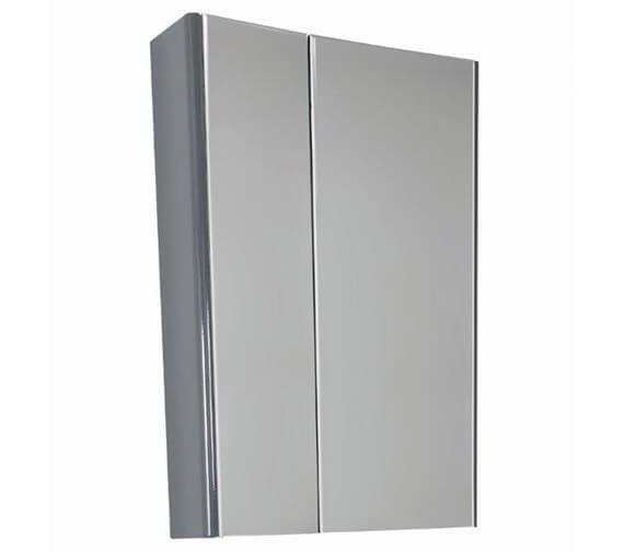 VitrA M-Line 2 Door Bathroom Mirror Cabinet