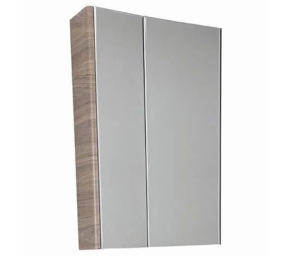 Additional image of VitrA M-Line 2 Door Bathroom Mirror Cabinet