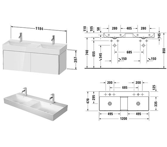 Technical drawing QS-V106606 / XS406401818