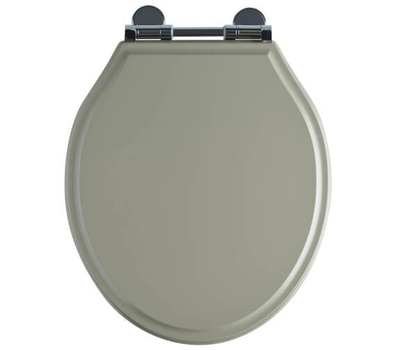 Additional image of Roper Rhodes Hampton Painted Soft Close Toilet Seat
