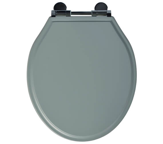 Alternate image of Roper Rhodes Hampton Painted Soft Close Toilet Seat