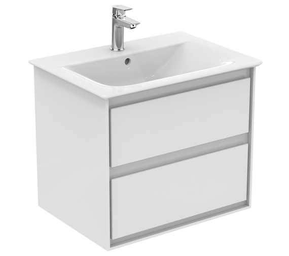 Additional image of Ideal Standard Concept Air Wall Hung 2 Drawers Vanity Unit