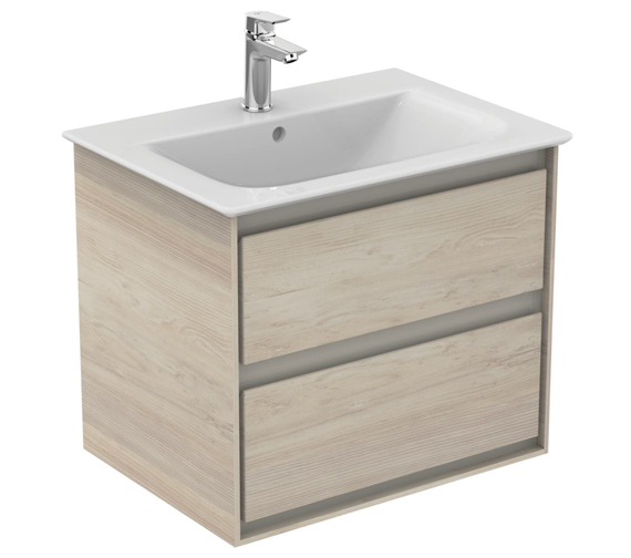Alternate image of Ideal Standard Concept Air Wall Hung 2 Drawers Vanity Unit