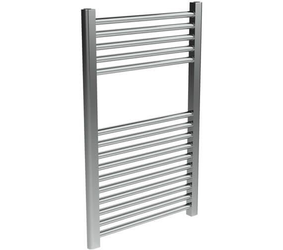 Saneux Ember Dual Fuel Heated 500mm Wide Towel Rail