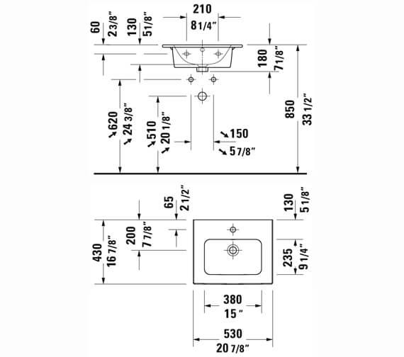 Technical drawing QS-V104776 / BR440801818