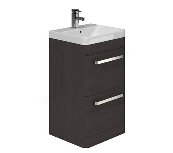 Alternate image of Essential Vermont 2 Drawer Vanity Unit And Basin