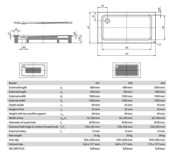 Technical drawing QS-V21710 / 433300010001