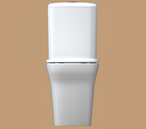 Additional image of IMEX Grace Open Backed Close Coupled 430mm High Pan