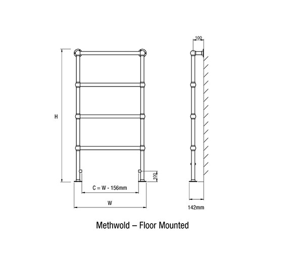 Technical drawing QS-V18758 / Methwold-3