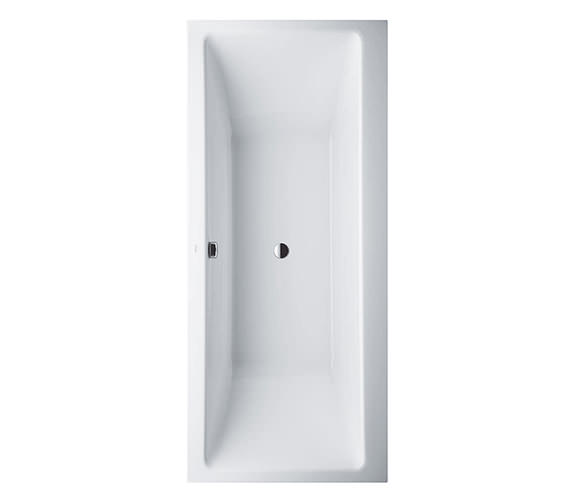 Laufen Pro 1900 x 900mm Rectangular Double Ended Bath Without Frame