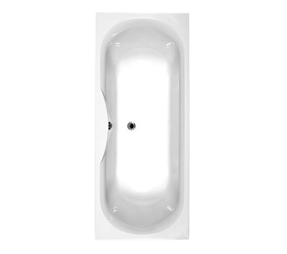 Phoenix Sicily Double Ended Acrylic Bath 1700 x 700mm