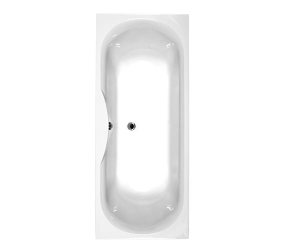 Phoenix Seville Double Ended Standard Bath 1700 x 750mm