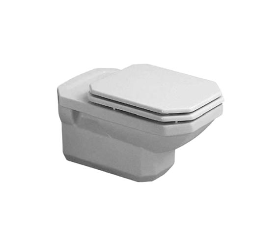 Duravit 1930 Series Wall Mounted Toilet 580mm - 0182090000
