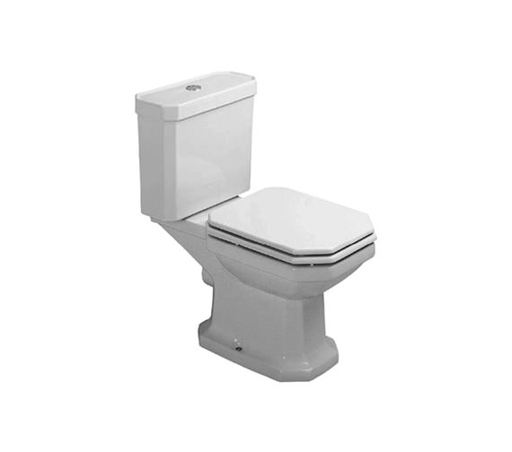 Duravit 1930 Series Close Coupled Toilet With Cistern 655mm