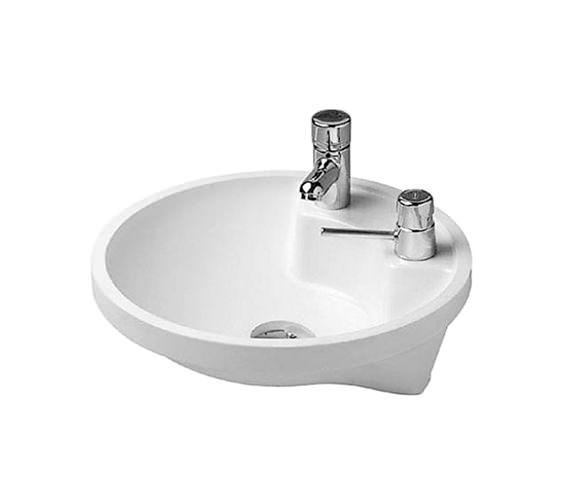 Duravit Architec 400mm Undercounter Basin - 0462400000