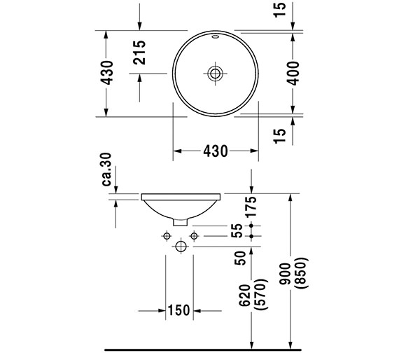 Technical drawing QS-D19347 / 0468400000