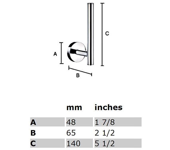 Technical drawing QS-S137 / HK320