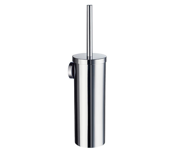Smedbo Home Wall Mounted Toilet Brush Chrome - HK332