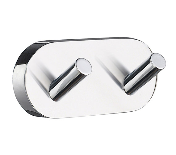 Smedbo Home Double Towel Hook