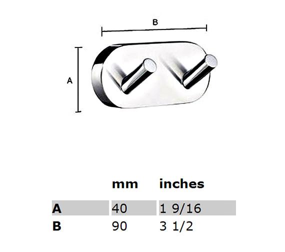 Technical drawing QS-S153 / HK356