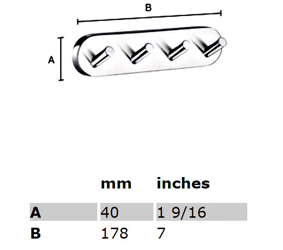 Technical drawing QS-S154 / HK359