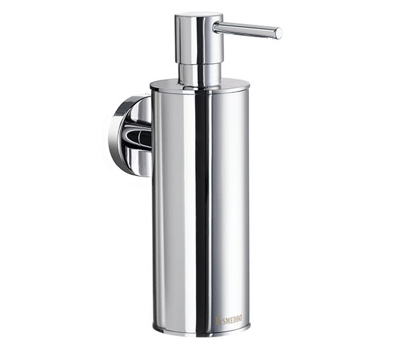 Smedbo Home Soap Dispenser With Holder - HK370 Image