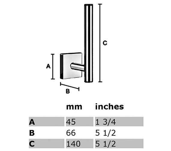 Technical drawing QS-S159 / RK320