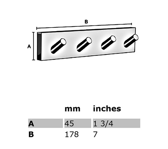 Technical drawing QS-S176 / RK359