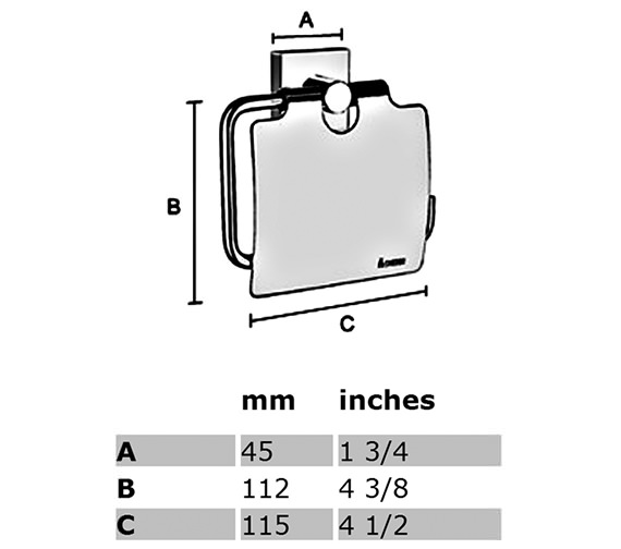 Technical drawing QS-S177 / RK3414
