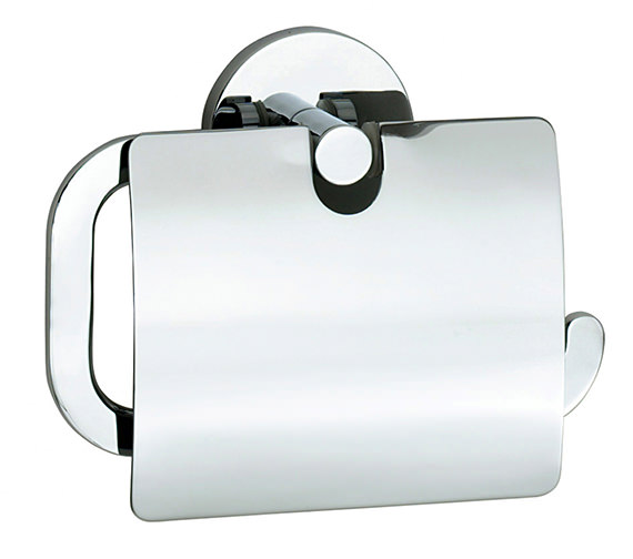 Smedbo Loft Toilet Roll Holder With Cover