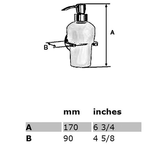 Technical drawing QS-S212 / LK369