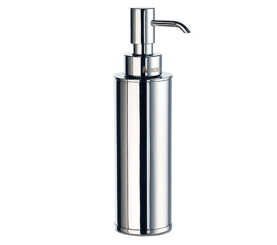 Smedbo Outline Free Standing Chrome Soap Dispenser