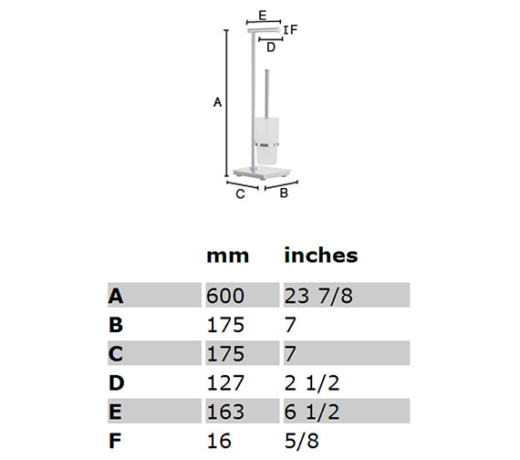 Technical drawing QS-S245 / FK603
