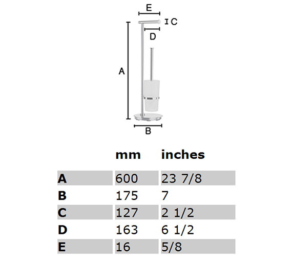 Technical drawing QS-S253 / FK607