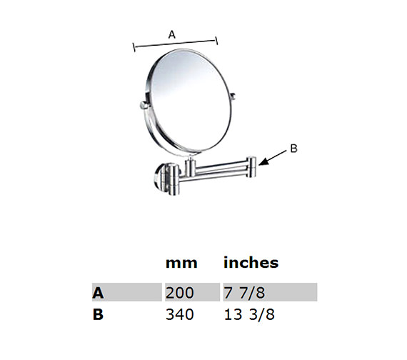 Technical drawing QS-S255 / FK430