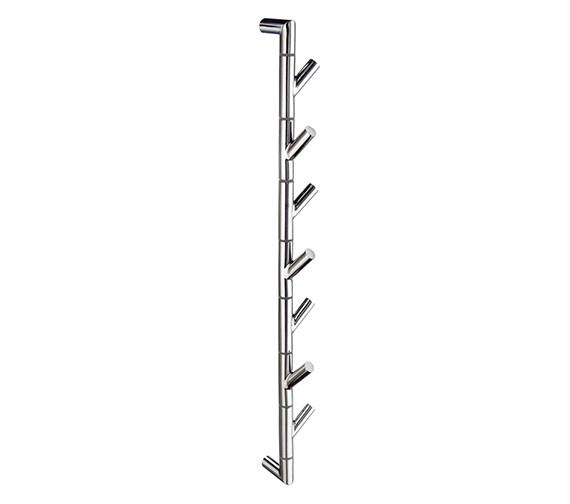 Smedbo Outline Lite Stainless Steel Swing Hooks