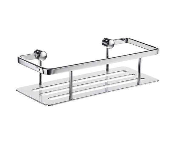 Smedbo Sideline Design Soap Basket Straight 1 Level - DK3001