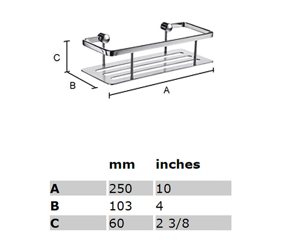 Technical drawing QS-S283 / DK3001