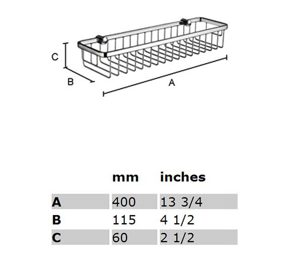Technical drawing QS-S293 / DK2005