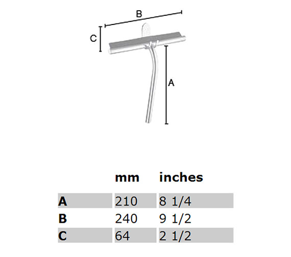 Technical drawing QS-S299 / DK2110