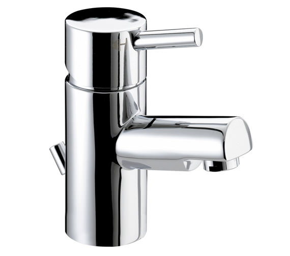 Bristan Prism Basin Mixer Tap With Pop-up Waste - PM BAS C