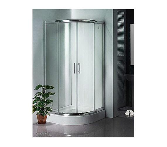 Aqva Beetel Quadrant Shower Enclosure 900 x 900mm